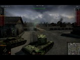World of Tanks--кв против ис-3